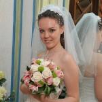 Причёска макияж невесты и жениха