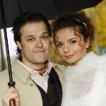 Молодожёны Ирина и Дмитрий