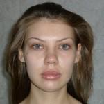 Катя до макияжа