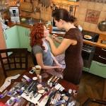 Подготовка свадебного стиля невесты