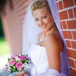 Невеста Ксения просто великолепна