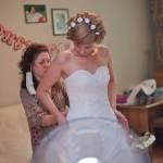 Подготовка свадебного образа