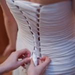 Свадебное платье невесты Ольги