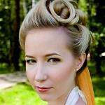 Свадебный макияж невесты Евгении.