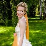 Свадебный наряд невесты Евгении. Парад невест.
