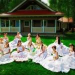 Парад невест - 2009 год.