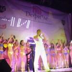 Церемония награждения Дефиле в клубе Рай