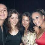 Ирена, я, Катя, Аня