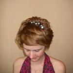 Украшения свадебной причёски