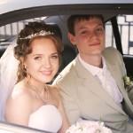 Невеста Яна со свадебным макияжем в нежных тонах