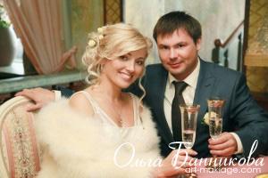 Свадебный макияж невесты и жениха
