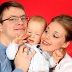 Семейное фото от стилиста визажиста