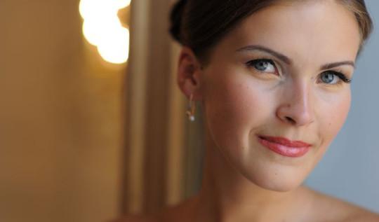 Подружка невесты - свадебный макияж для подружки невесты