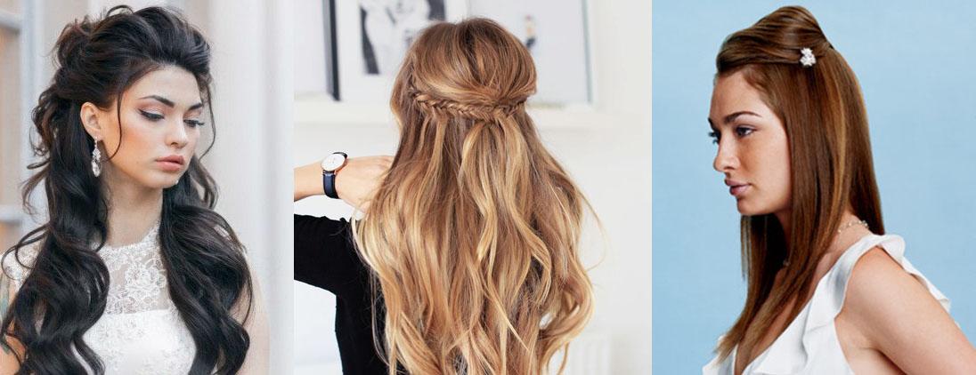 Объемные прически на длинные волосы распущенные волосы
