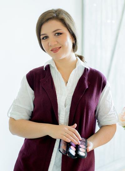 Ольга Банникова свадебный стилист