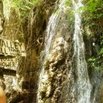 Водопад в районе Лимассола