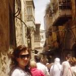 Узенькие улочки в Старом Городе