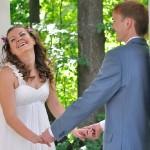 Свадебные фотографии Юлии
