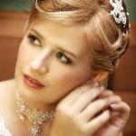 Свадебный макияж невесты Людмилы