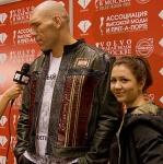 Николай Валуев и я