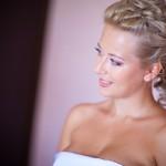 Макияж и причёска невесты