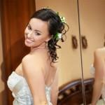 Невеста готовится к выходу