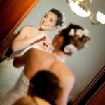 Последние приготовления невесты