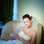 Невеста готова к выходу