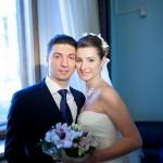 Красивая пара - жених и невеста