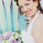 Невеста Света на свадебной фотосессии