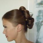Причёска для подружки невесты