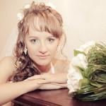 Свадебные фотографии невесты Светланы