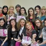 Группа обучающихся на мастер-классе Таракановой Людмилы
