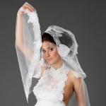 Свадебное платье невесты Валерии