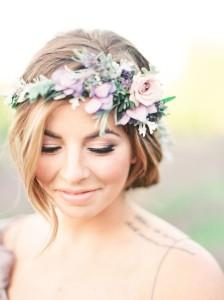 Макияж невесты2015