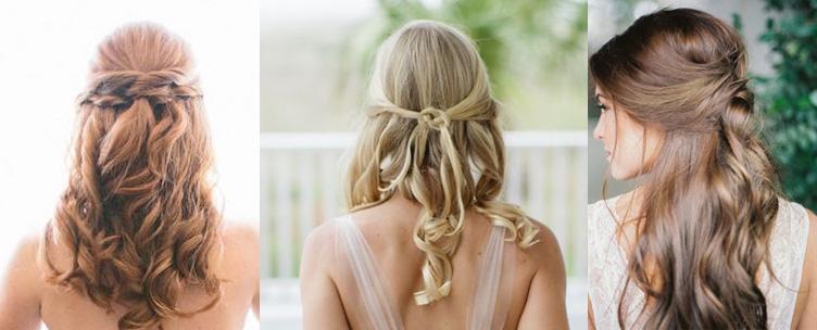 Плетение на длинных волосах